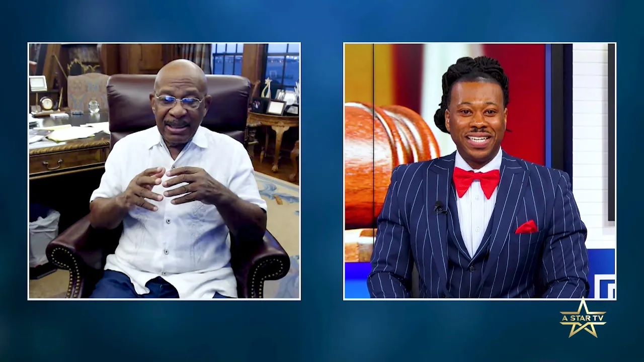 [Episode 7] Guests: Attorney Willie Gary, legendary trial lawyer, and Retired Sergeant George Hollins, Former Houston Police Department to discuss top advice for teenagers learning to drive while black.