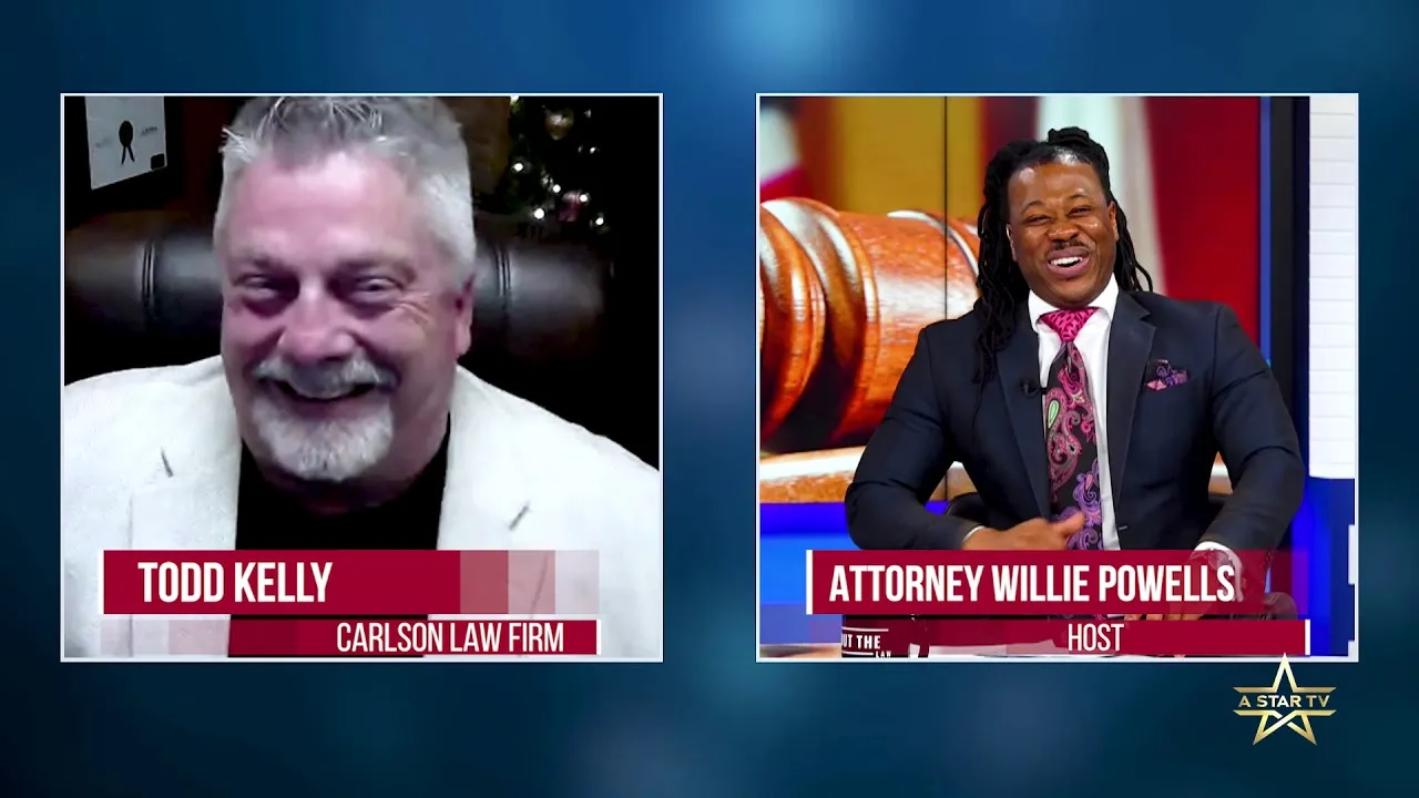 [Episode 9] Guests: Todd Kelly (Carlson Law Firm) and Kenyatta Sadiki (Advantage Lifecare Solutions), I will be talking about the emotional, criminal, and civil impacts of drinking while driving. In this episode, we will talk about how small choices can make big and everlasting consequences, not only to you but to others.
