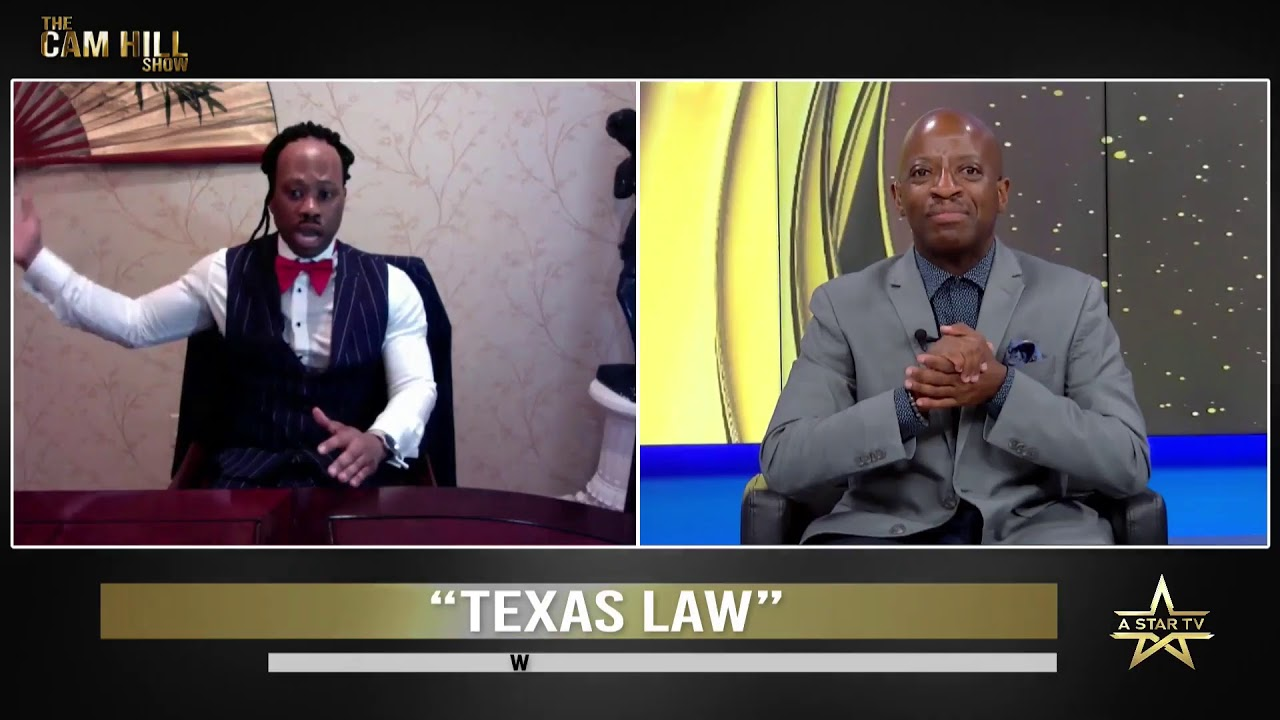 Tune in today for The Cam Hill Show with Attorney Willie Powells III
